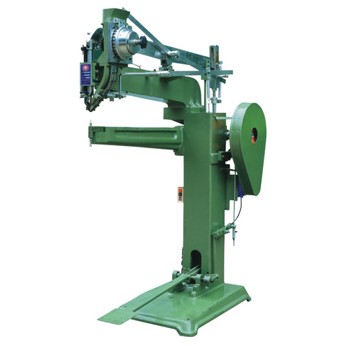 AL-115C Semi-Automatic Golf Bag Riveting Machine