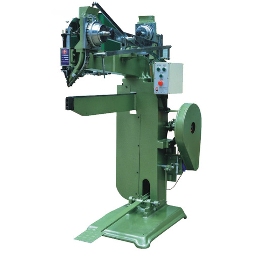 AL-115D Fully Automatic Golf Bag Riveting Machine