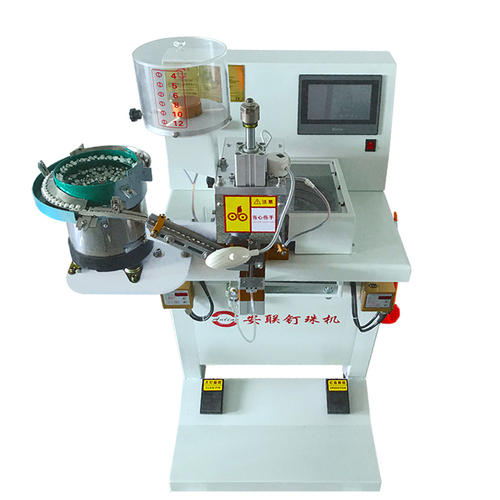 AL-177 Pearl and Nail Riveting Machine